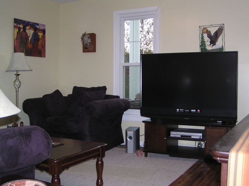 The livingroom